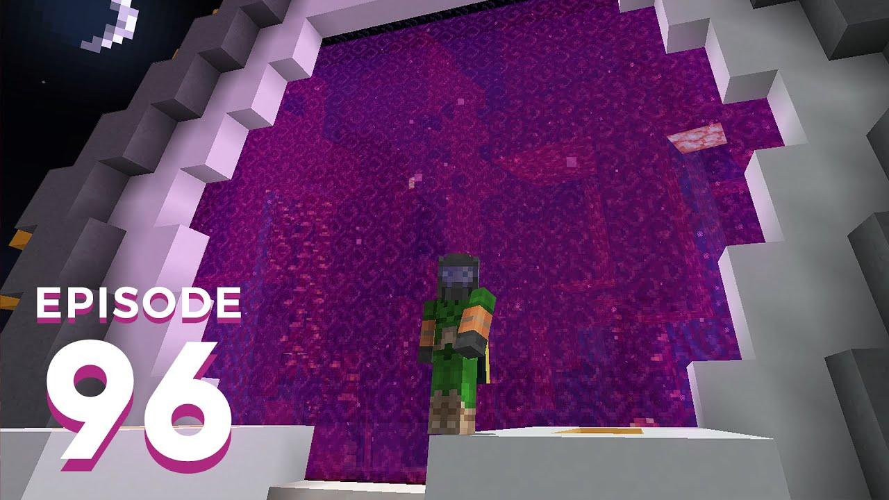 096 - Xisuma Tweaks the Nether // The Spawn Chunks: A Minecraft Podcast