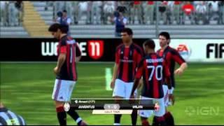 Обзор FIFA 11 (PS3/X360)