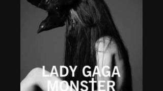 Gambar cover Lady GaGa - Monster