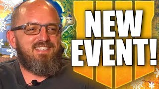 NEW BLACK OPS 4 WINTER EVENT!? Treyarch
