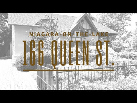 166 Queen St. Niagara-On-The-Lake