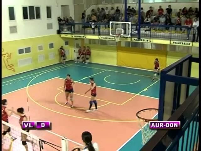 Aurelio SG vs Don Bosco Nuovo Salario - 2° Set