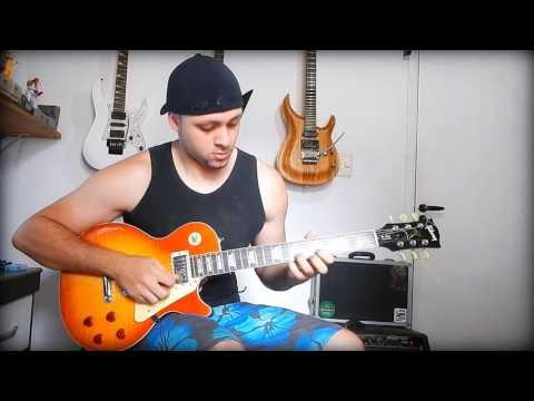 Slash – Anastasia (Guitar Solo) Intro Cover