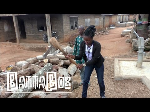 How To Do African Wood Carving