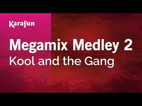 Karaoke Megamix Medley 2 - Kool And The Gang *