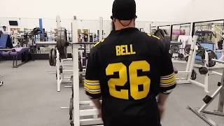 Le'veon Bell's Pre Game Workout