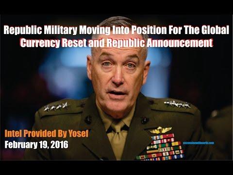 Republic Military Movement & GCR Intel Update by Yosef