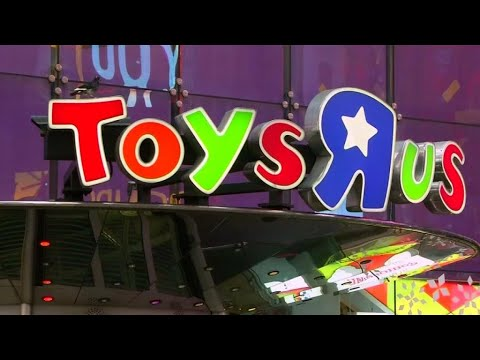 "Toys""R""Us to shut US stores: 33,000 jobs at risk"