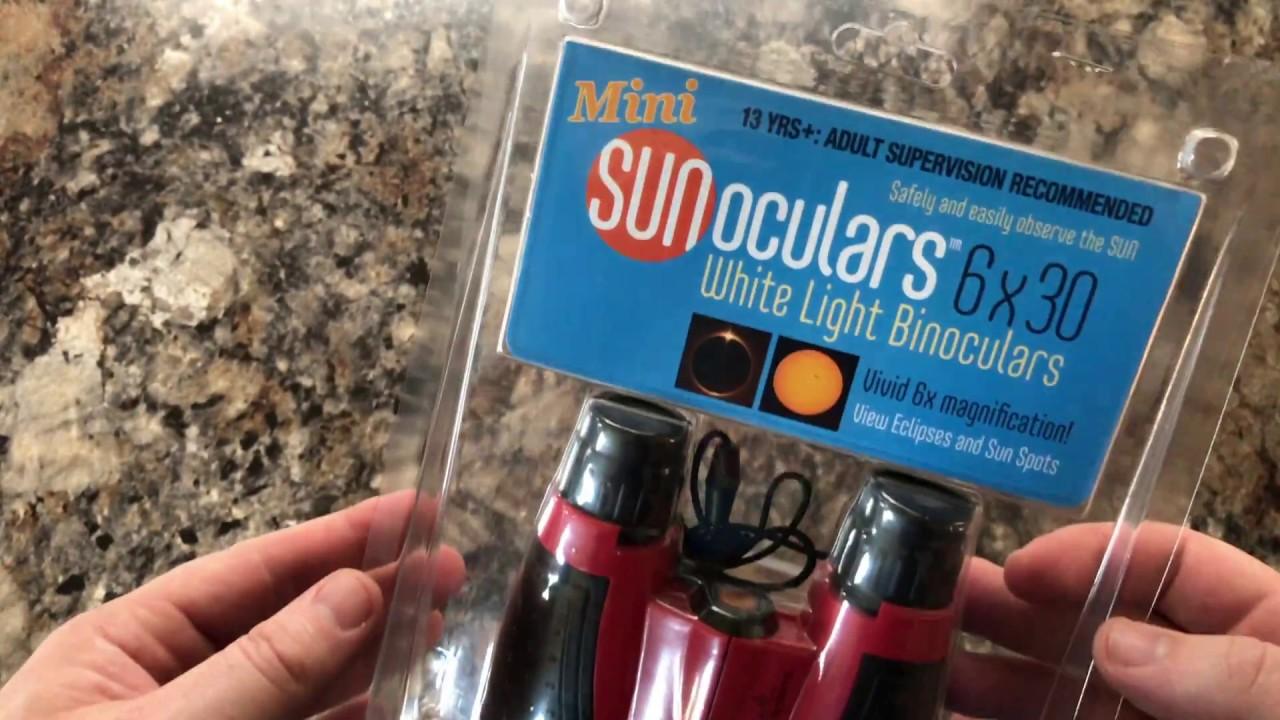 Luntsolar Sunoculars Solarobserving