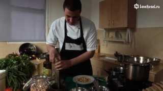Израильская кухня: мастер-класс по приготовлению Хумуса )