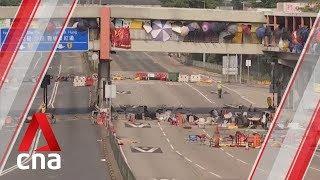 Schools in Hong Kong remain shut as chaos continue