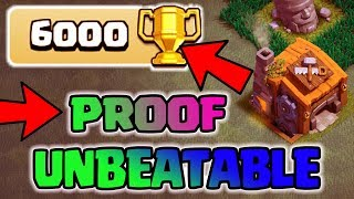 BEST Builder Hall 7 Base w/ PROOF!! +6000 CUPS! | CoC BH7 GIANT CANNON Update Base! | Clash of Clans