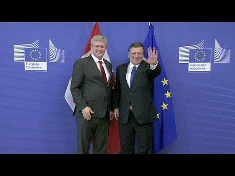 EU, Canada agree free trade deal