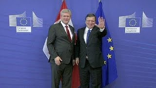 EU, Canada agree free trade deal