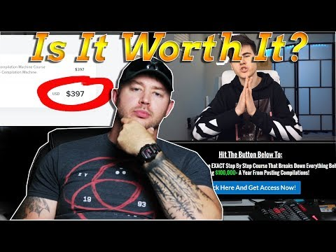 David Vlas Youtube Compilation Machine: Is It Worth It?