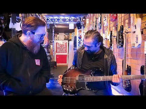Yamaha BB Series Bass Guitars with Roy Martinez
