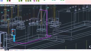 Substation Design – 3D Raceway and Cable Routing