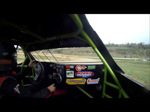 Kyle Purdy Compact Heat Race at Brushcreek Motorsports Complex 10.31.2015