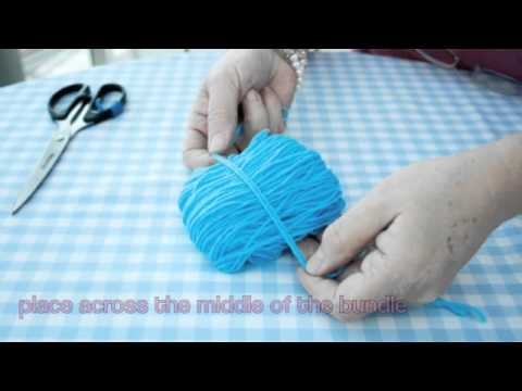 Woman's Weekly - How to make a pompom