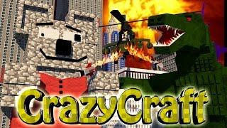 "Minecraft BONUS   Crazy Craft 2.0 - OreSpawn Modded Survival - ""EXPLOSIVE TRADITION"""