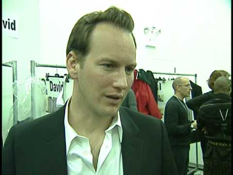 Interview with Patrick Wilson, Actor (Angels In America, Watchmen)