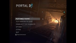 Portal 2 walkthrough chapter 2