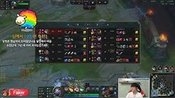 faker league of legends settings