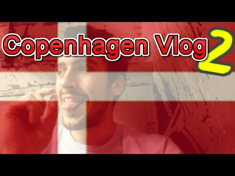 Copenhagen Vlog 2 | EFFC 2016 | Qualifying Battles & Apartment Antics