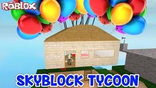 Roblox ITA - Aereo e Casa di Up!! - Skyblock Tycoon Ep 2 - #56