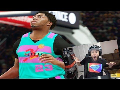 Toke playing NBA2k17