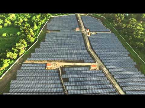 INDONESIA THE BIG SOLAR PANEL