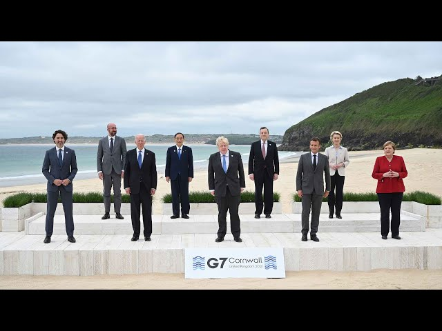 Will the G7 summit lead to new ways of solving global problems?