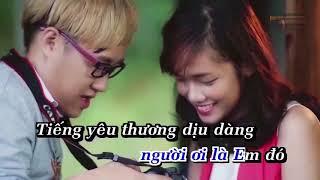 Karaoke Một Chút Tên Em Mà Thôi Phương Anh Idol - Trung Quân Idol