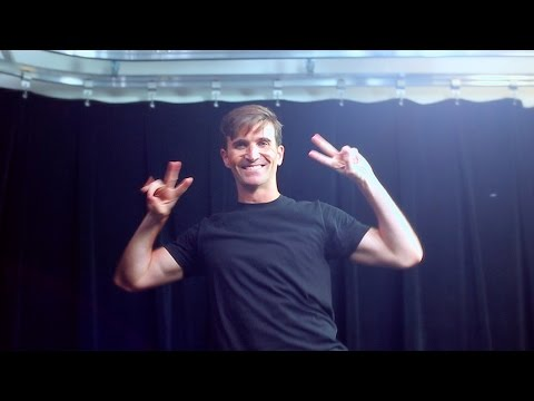 Charlie Sutton Dances Through His Broadway Resume