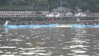 Club Dayung Roda Rantai (Persiapan Pertandingan Dayung Walikota Surabaya 2013) Bag. -3