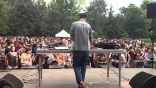 Kassem Mosse Live Part 1 @ Siestes Electroniques 2012, Toulouse