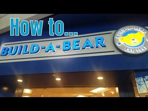 Experience The Build-A-Bear Workshop!