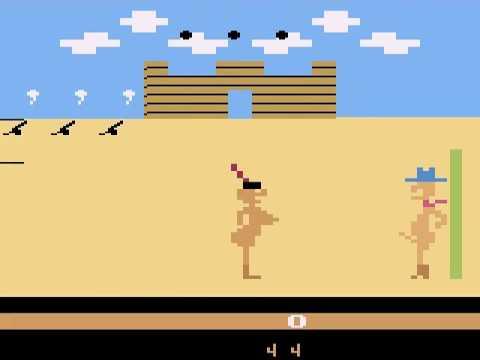 General Re-Treat  ~ Atari 2600