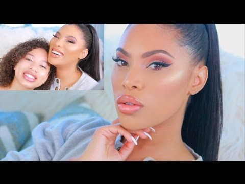 GRWM CHIT CHAT | MY TEEN PREGNANCY STORY!