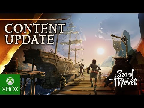 Sea of Thieves Technical Alpha Update: Smooth Sailing