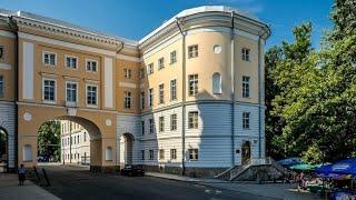 Музей - лицей А.С.Пушкина в Царском Селе