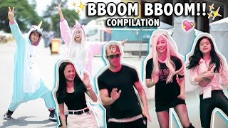 Video BBOOM BBOOM DANCE COMPILATION!!💖 (FT. NIANA, AC BONIFACIO) download MP3, 3GP, MP4, WEBM, AVI, FLV Juli 2018