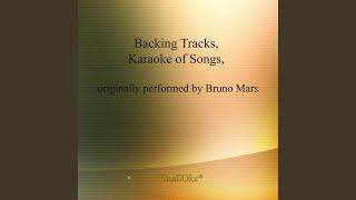 It Will Rain (Originally performed by Bruno Mars)