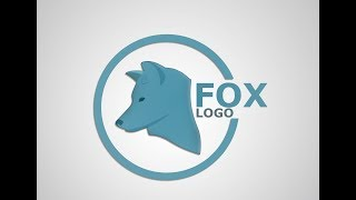 كيفية إنشاء تصميم شعار فوتوشوب cs6 | تعليمي | فوكس شعار | ak الخلق