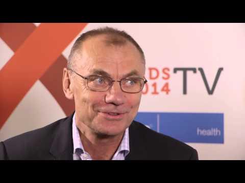 Gottfried Hirnschall, Director of HIV Department, World Health Organization