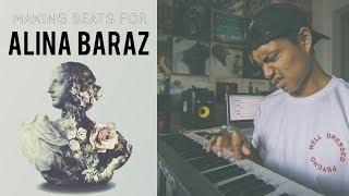 Making Beats For: Alina Baraz | (Using Ableton Live)