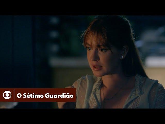 O Sétimo Guardião: capítulo 93, quarta, 27 de fevereiro, na Globo