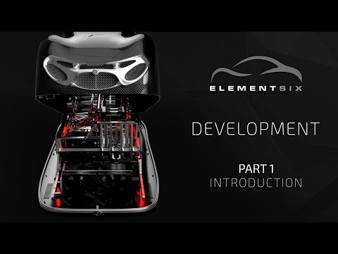 Element Six Development: Part 1