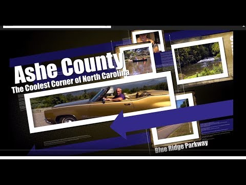 Ashe County: The Coolest Corner of North Carolina