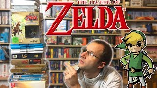 LIVE : MA COLLECTION ZELDA !